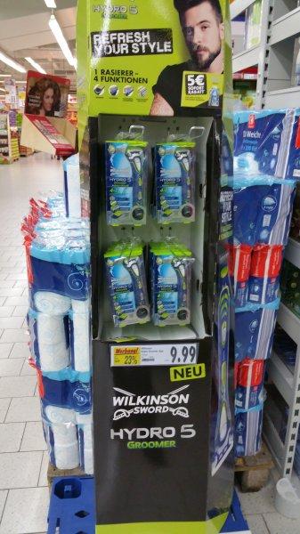 [Lokal Regensburg?] Wilkinson Hydro 5 Groomer für 4,99€