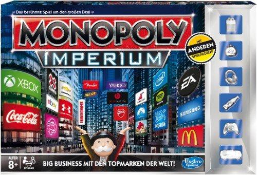 [MyToys] Monopoly Imperium 1.2 für 22,94€ - 16% Ersparnis