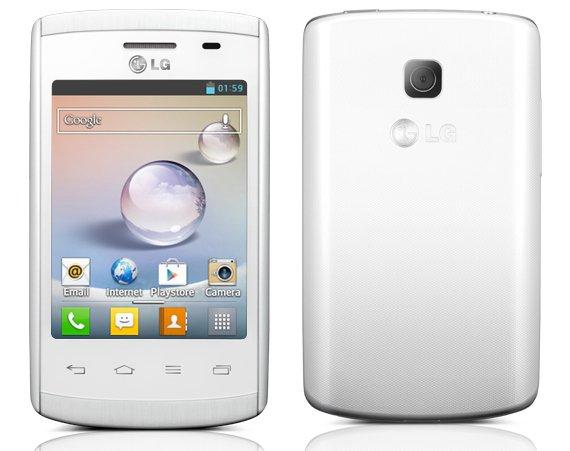 [nbb.de] LG Optimus L1 II weiß / schwarz (B-Ware) für 22,98€ + 100 Paybackpunkte