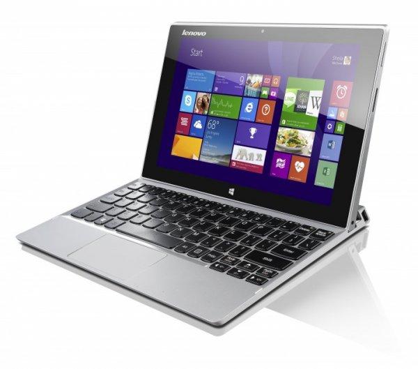 [Comtech - Comdeal] Lenovo IdeaPad Miix 2 10'' - Tablet PC + Windows 8.1 + Tastatur Dock + Office 2013 für  244€