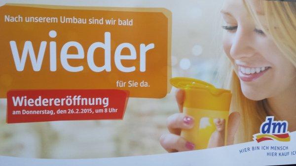 [lokal Erlangen] DM 10% Rabatt