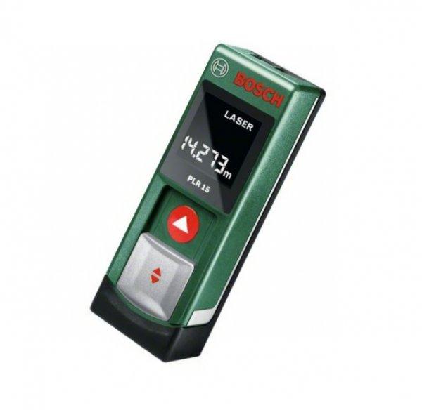 Bosch PLR 15 Laser-Entfernungsmesser Messbereich (max.) 15 m
