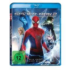 The Amazing Spider-Man 2: Rise of Electro [Blu-ray] für 8,97€ bei Amazon.de (Prime)