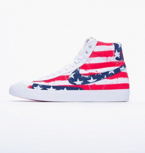 Caliroots - Nike Blazer Mid 77 (Independence Day 2014) für 34,60 Euro
