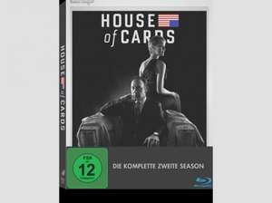 [Amazon Prime] House of Cards Staffel 2 Blu-Ray