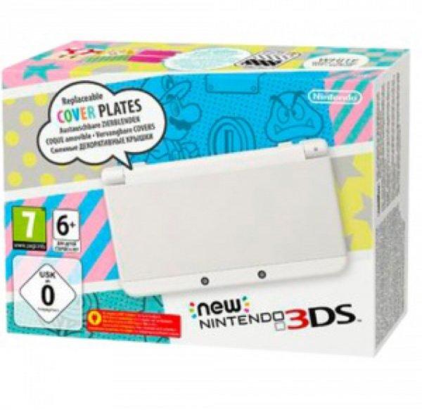 New 3DS 130€ ab 183,50€ + 45,75€ Superpunkten + 5€ Neukundenrabatt + Qipu