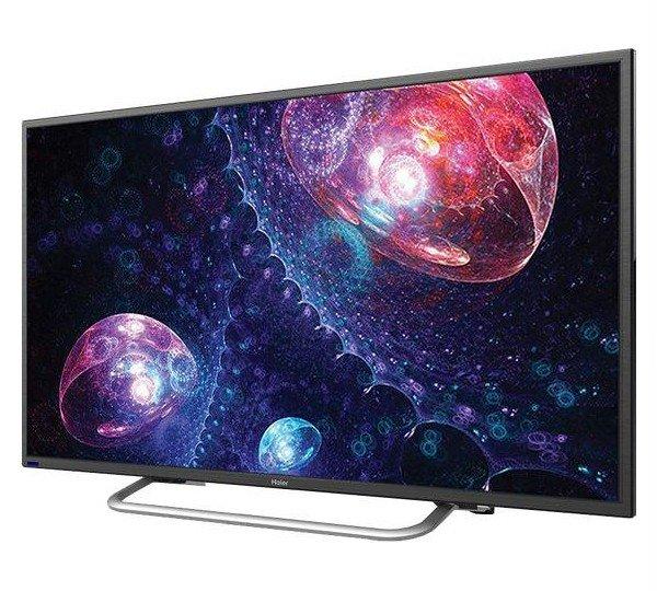 Haier LE40B7000CF - 40 Zoll Full HD LED TV, DVB-T, DVB-C, PVR ready, Timeshift, CI+, EEK A+ Silber für 249,95€ @Conrad.de