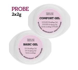 Sculpting Gel Basic & Comfort Proben Gratis