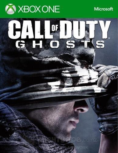 Schweiz Brack.ch Call of Duty: Ghosts Free Fall - XboxOne - D 9 Euro