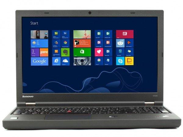 "Lenovo ThinkPad W540 mobile Workstation (i7-4900MQ Quadcore,15,5"" 3K LED-Display 2880x1620 uvm.) ""RENEW"""