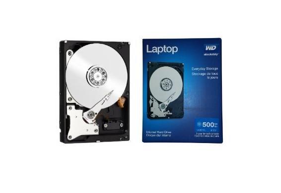 """WD Blue 500GB Laptop Festplatte 2,5"""" für 30€ @DealClub"""