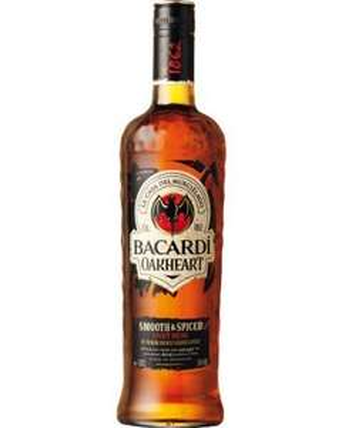 [REAL] Bacardi Rum Superior oder Oakheart (in limitierten Editionen