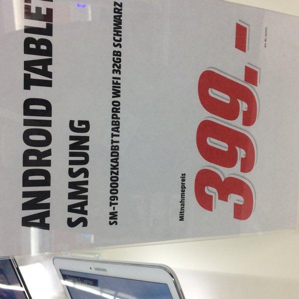 [MediaMarkt Weiterstadt] Samsung Galaxy Tab Pro 12.2 Wifi