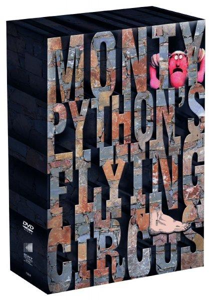 Amazon: Monty Python's Flying Circus 7 DVD - Box mit der kompletten Serie!