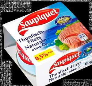 SAUPIQUET Thunfisch-Filets  185g Dose bei Penny