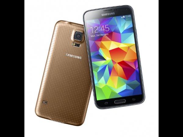 [Mediamarkt Weiterstadt] Samsung Galaxy S5 Gold