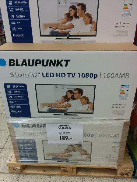 [LOKAL CHEMNITZ] Blaupunkt B32K141TCFHD FullHD LED TV 32 Zoll DVB-C/T @Kaufland Chemnitzer Str.