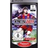Konami PES 2011 PLATINUM (PSP) für 8,09€ + 6,99€ Versand