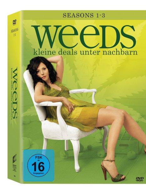 Weeds - Season 1 bis 3 (exklusiv bei Amazon.de) [Limited Edition]