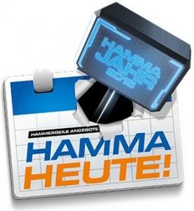 """[AT/Österreich] Saturn online: """"Heute HAMMA 20"""" versandkostenfrei! PHILIPS 47 PFK 6549/12 u.v.m. (Elektronik/Entertainment)"""