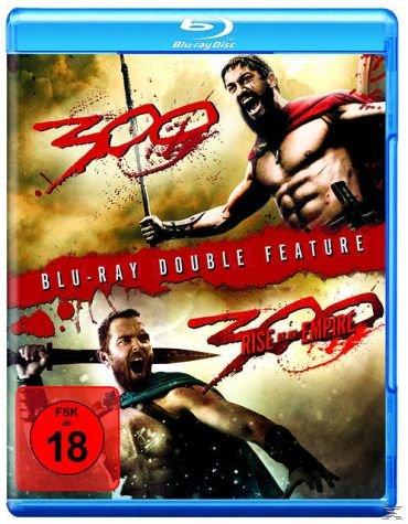 einige DVD/Blu-ray Deals @ Saturn.de zb: 300 & 300 - Rise of An Empire - ( Blu-ray) für 5€ oder Batman - Die komplette Serie (18 DVDs) für 25€