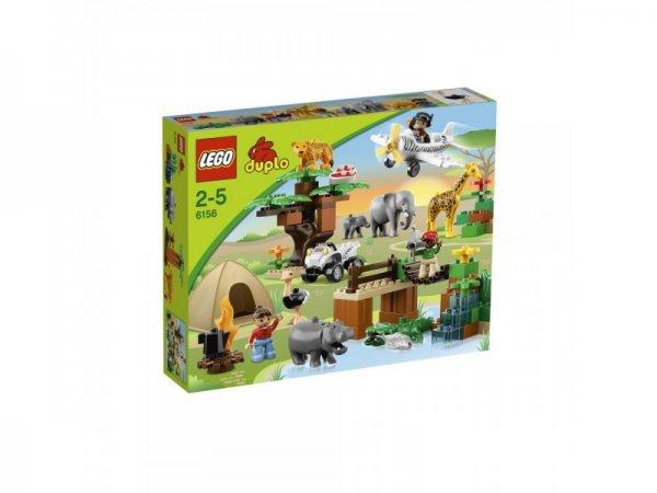 SpieleMax.de, LEGO Duplo 6156 Safari-Abenteuer für 32,94