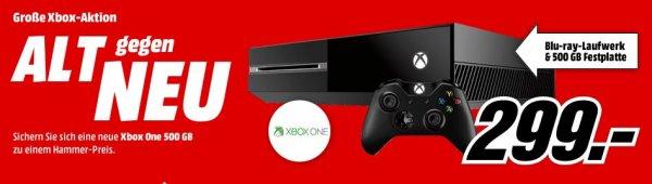 Media Markt Xbox One 299€