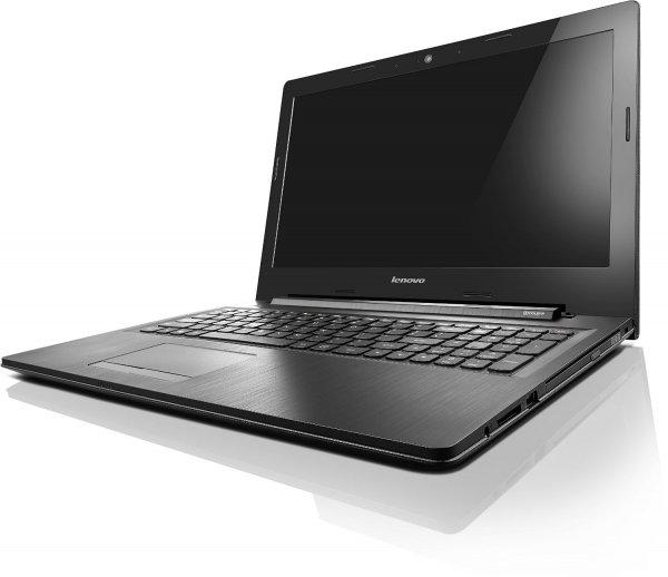 Amazon Blitzangebot, Lenovo G50-45 39,6 cm (15,6 Zoll HD) Notebook (AMD A6-6310, 2.4GHz, 4GB RAM, 500GB HDD, AMD Radeon R4, HDMI, Win 8.1) schwarz für 239€