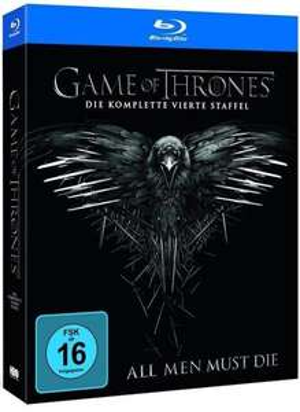 Game of Thrones Staffel 4 (Blu-Ray) bei Buch.de für 33,15 € (+ 2 % Qipu) Erscheinungsdatum 26.03.
