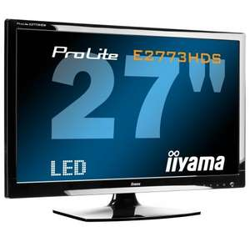 "68,6cm (27"") Iiyama E2773HDS-B1 LED Monitor für 254,90€ inkl versand"
