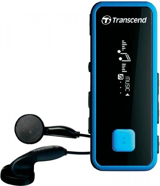 Transcend MP3-Player MP350, 8 GB