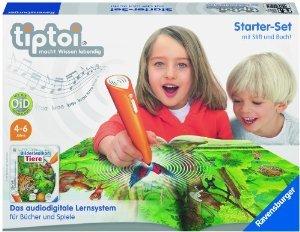 """[Voelkner] """"tiptoi: Starterset Bilderlexikon Tiere"""" für 32,50€ (mit Stift) & """"tiptoi: Der interaktive Globus"""" für 32€"""