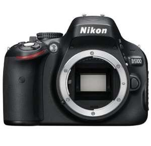 ab 07:00 Uhr: Nikon D5100 Body @redcoon Supersale