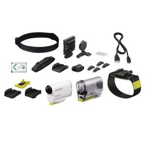 SONY HDR-AS100VW - Action Cam im Winter-Kit für 207€ @ NBB