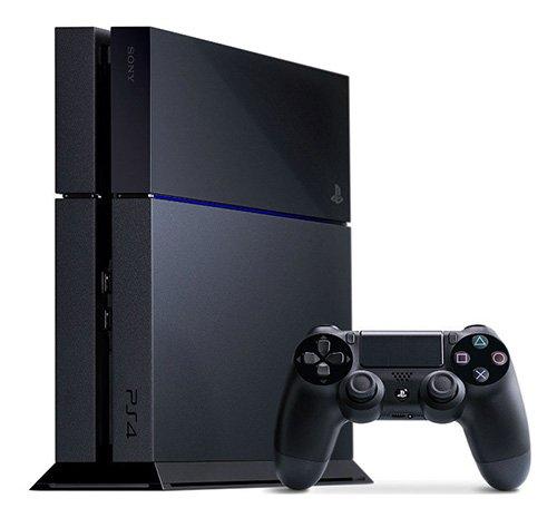 Playstation 4 500gb Schwarz @turbado.de