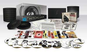 Hitchcock Collection [Blu-ray] [Limited Edition] für 69,97 € @Amazon.de