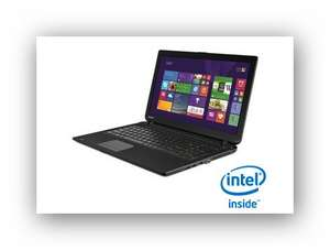 notebooksbilliger.de:Toshiba Satellite C-50-B158 Notebook für 222 Euro