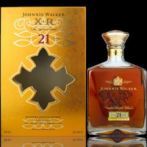 Johnnie Walker XR 21y Online Duty Free Heinemann 94,5€