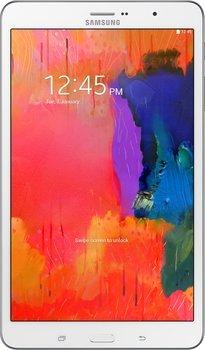 """Samsung Galaxy TabPRO 8.4 8,4"""" 16GB [Wi-Fi + 4G] weiß 203€ Gebraucht -sehr-gut- @rebuy"""