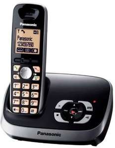 Panasonic KX-TG6521 - analoges DECT Telefon mit Anrufbeantworter