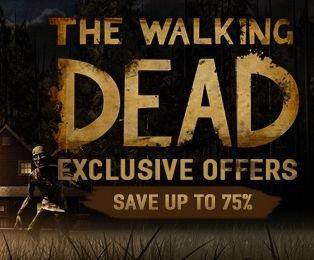 [Steam] The Walking Dead Midweek @ Gamersgate