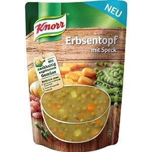 Ab 12 Uhr: 1000 x 6 Packungen Knorr Aromapack Suppe gratis @Amazon.de Prime