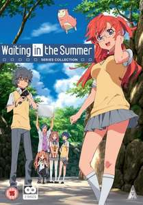 Waiting in the Summer Complete Collection (DVD) UK-Import für 14,99€
