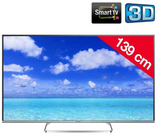 """[Online] Panasonic TX-55AS640E 3D, LED, 50"""", 1200Hz, Smart TV für 699€"""
