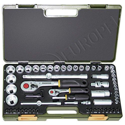 Proxxon Steckschlüsselsatz 23286 65 tlg. 58,40€ inkl. Qipu