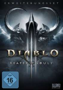 [Amazon.de] Diablo III: Reaper of Souls (Add-on) PC für 20 Euro Prime