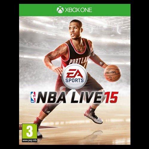 NBA Live 15 neu bei EA Access Xbox One