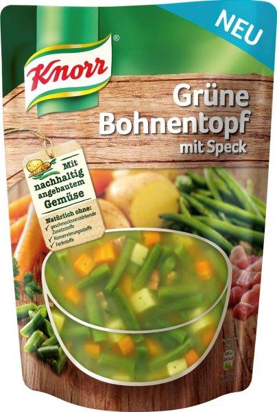 1000 x 6 Knorr Grüne Bohnentopf gratis @Amazon.de Prime -  ohne Prime für 0,38€