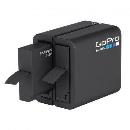 Hero GoPro 4 Dual Battery Charger inkl. Akku