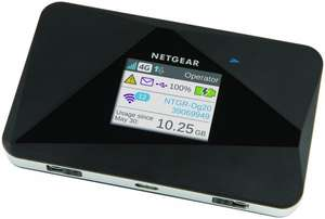 Netgear LTE Hotspot bei Amazon.co.uk